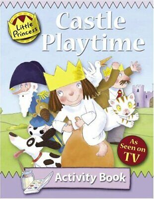 Little Princess Activity Book: Castle Playtime By Ross, Tony Paperback Book The • 8.49£