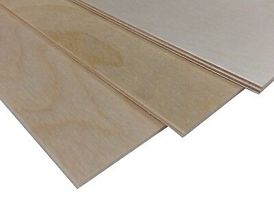 £17.39 • Buy A4* Packs Of 3mm 4mm Or 6mm Birch Ply Plywood Sheets SECONDS * Laserply Laser