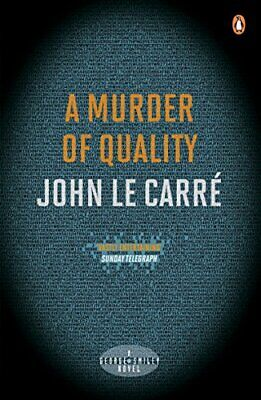 £6.49 • Buy A Murder Of Quality By Carré, John Le Book The Cheap Fast Free Post