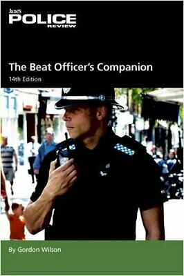 Beat Officer's Companion 2008/2009 (Police) Paperback Book The Cheap Fast Free • 43.99£