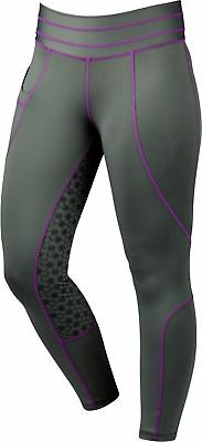 Dublin Performance Compression Riding Tights Helps Muscle Recovery All Sizes • 69.99£