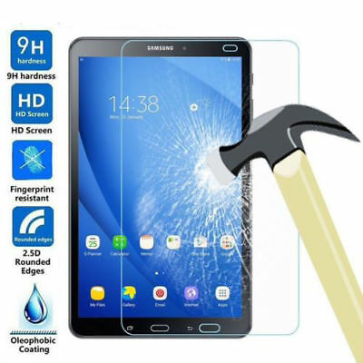 Genuine Tempered Glass Screen Protector For Samsung Galaxy Tab A6 7  10.1 A 9.7  • 5.75£