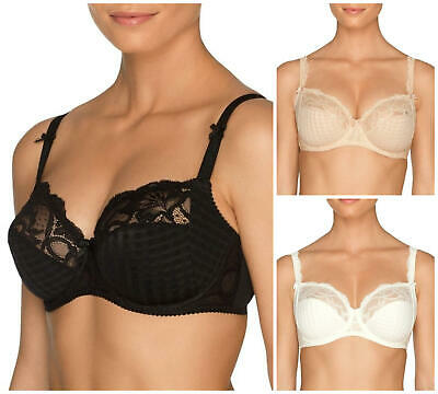 5ce59ada7 Prima Donna Madison Horizontal Seam Underwired Balcony Bra 0162122 0162123  • 80.08