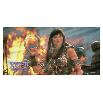 Xena Chakram Licensed Beach Towel 60in By 30in • 22.73£