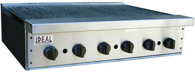 $995 • Buy NEW 36  Commercial Radiant Broiler By Ideal. Made In USA. NSF & ETL Approved.