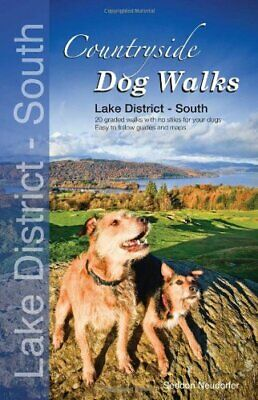 Countryside Dog Walks - Lake District South: 20 Graded Wal... By Erwin Neudorfer • 8.49£