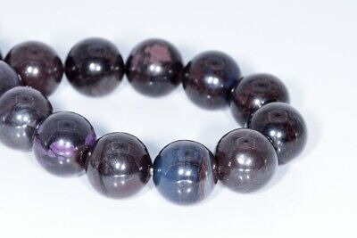 $48.99 • Buy 11MM Genuine Natural Sugilite Beads South Africa Grade AAA Round Loose Bead 7.5