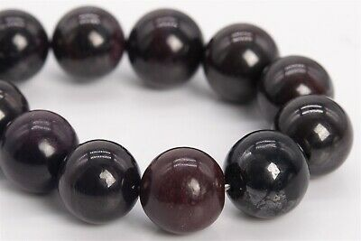 $35.99 • Buy 10MM Genuine Natural Sugilite Beads South Africa Grade AAA Round Loose Bead 7.5