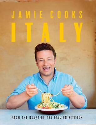AU40.98 • Buy Jamie Cooks Italy By Jamie Oliver (English) Hardcover Book Free Shipping!