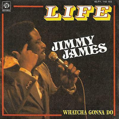 £4.97 • Buy JIMMY JAMES 7 PS French 1977 Life