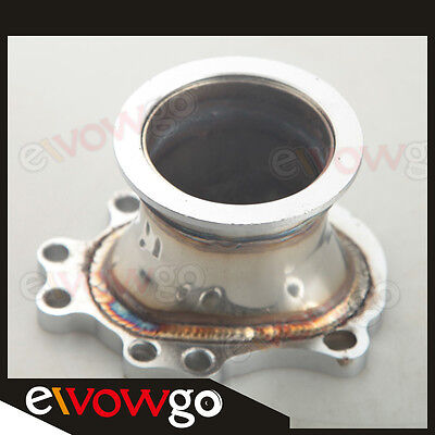 AU35.91 • Buy T25 T28 GT25 GT28  To 2.5  63mm V-band Clamp Flange Turbo Down Pipe Adapter