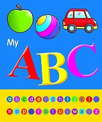 £2.16 • Buy My ABC Book Pre School / Nursery Over 20pgs Of Colourful Lett... By Brown Watson