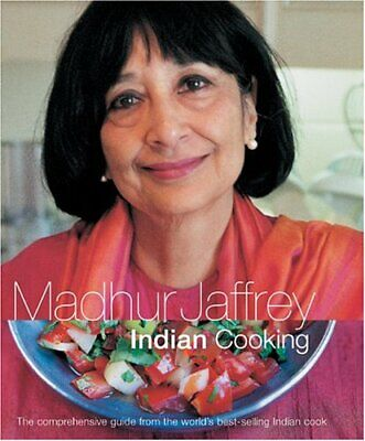 £7.99 • Buy Madhur Jaffrey Indian Cooking By Jaffrey, Madhur Book The Cheap Fast Free Post