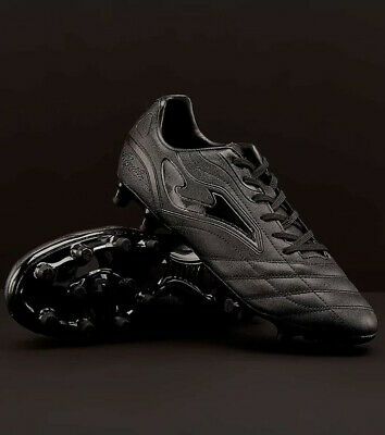 4b2502f4e54 Football Shoes Joma Scarpe Calcio Aguila 821 FG Uomo 2018 Nero Firm Ground  FG • 23.25