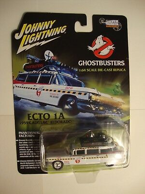 Johnny Lightning Ghostbusters Ecto 1. 1/64 Scale Model Car. • 22.99£