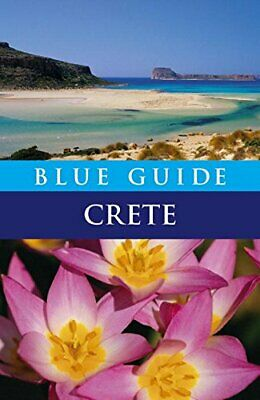 Blue Guide Crete (Blue Guides) By Paola Pugsley Paperback Book The Cheap Fast • 6.99£
