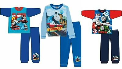 £6.99 • Buy BOYS THOMAS THE TANK ENGINE PYJAMAS AGES: 18-24 Months Up To 4-5 Years