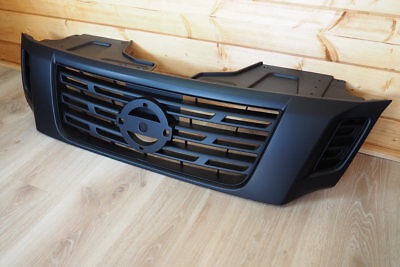 To Fit Nissan Navara Black Grille Upgrade OE Style Grille Upgrade NP300 2016+ • 145.50£