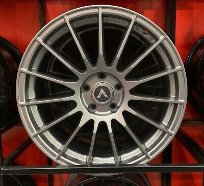 AU990 • Buy Albi M8 Wheels 18inch To Suit FOR FOCUS 5/108 LIMTED EDITION SET OF X4 WHEELS