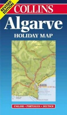 £3.49 • Buy Algarve (Holiday Map) (Collins Holiday Map S.) Sheet Map, Folded Book The Cheap