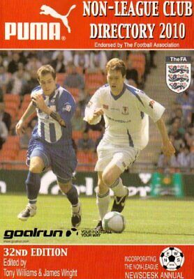 £4.49 • Buy Non-League Club Directory 2010 Paperback Book The Cheap Fast Free Post