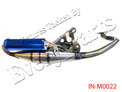AU116.14 • Buy Performance Muffler Exhuast Pipe For Yamaha 50 Jog 50cc 2 Stroke Scooter