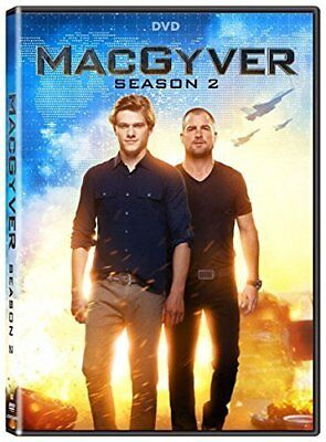 $25.78 • Buy MacGYVER Season 2 (2017-2018): The New 2016 Rebooted Action Series - NEW Rg1 DVD