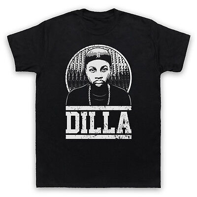 £17.99 • Buy J Dilla Tribute American Rap Produce Hip Hop Unofficial Adults & Kids T-shirt