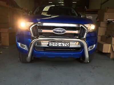AU269 • Buy FORD RANGER PX PX2 PX3 Nudge Bar 2011 To Current FRONT SENSOR TECH PACK