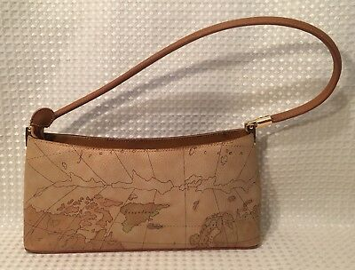 World Map Leather Handbags Compare Prices On Dealsan Com