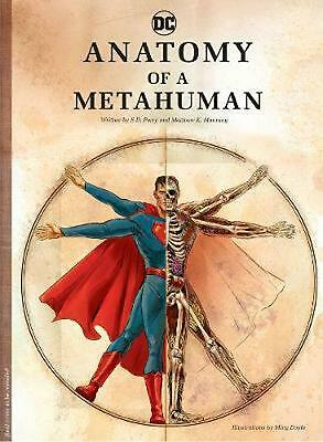 AU60.62 • Buy DC Comics: Anatomy Of A Metahuman By S.D. Perry (English) Hardcover Book Free Sh
