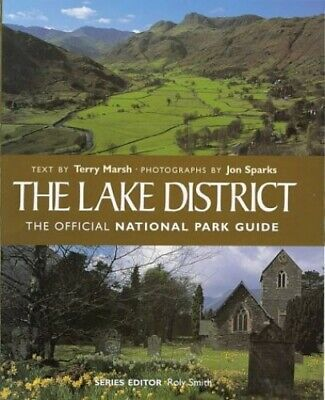 Lake District (Official National Park Guide) By Marsh, Terry Paperback Book The • 4.49£