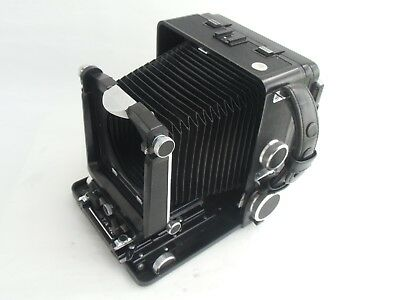 WISTA SP 4x5 Inch Metal Large Format Camera (B/N. 22227S) • 500.18£