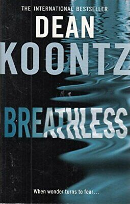 £2.49 • Buy Breathless By Koontz  Dean Book The Cheap Fast Free Post