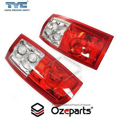 AU78.42 • Buy Set Pair LH+RH Tail Light Lamp For Holden Commodore VY S2 VZ Ute Wagon 03~07