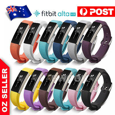 AU4.55 • Buy For Fitbit Alta HR Band Secure Strap Wristband Buckle Bracelet Fitness Tracker