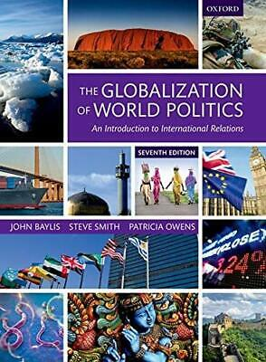 The Globalization Of World Politics: An Introduction To International Relat Book • 11.99£