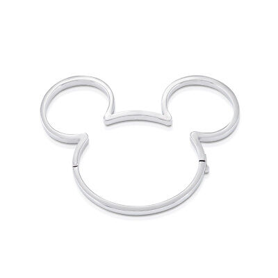 £39 • Buy Disney Couture Kingdom Mickey Mouse 90 Years WG-Plated Bangle