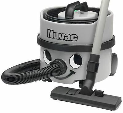 £108.49 • Buy HENRY HOOVER INDUSTRIAL NUVAC Commercial Domestic Vacuum Cleaner GREY VNP180 NA1