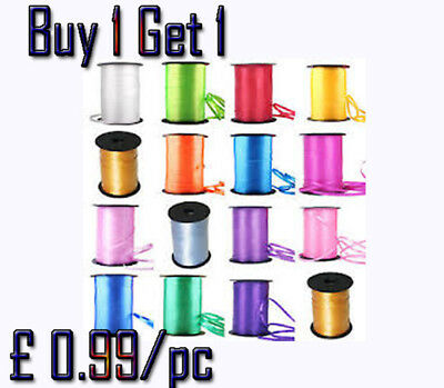 50 Meters String Tie Balloons Curling Ribbon For Party Gift Wrapping Balloons  • 2.49£