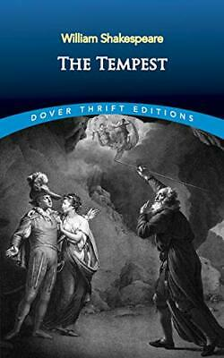 The Tempest (Casebook) (Dover Thrift Editio... By Shakespeare, William Paperback • 3.59£