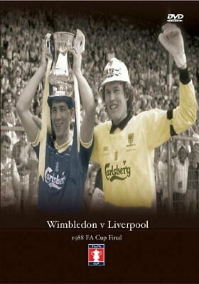 1988 Fa Cup Final - Wimbledon V Liverpool - 1988 Fa Cup Final [DVD] - DVD  LUVG • 20.88£