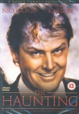 Jack Nicholson - The Haunting [DVD] - DVD  A5VG The Cheap Fast Free Post • 3.49£