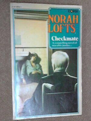 £4.99 • Buy Checkmate By Lofts, Norah Paperback Book The Cheap Fast Free Post