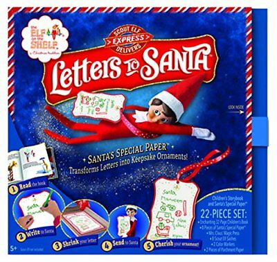AU27.99 • Buy  Elf On The Shelf LETTERS TO SANTA - New