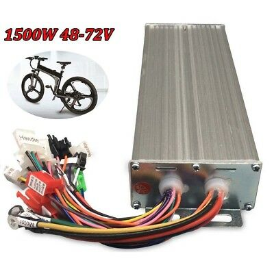 $35.90 • Buy 48-72V 1500W Brushless DC Motor Speed Controller For Electric E-bike Scooter US