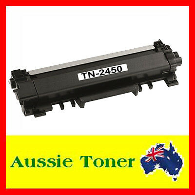 AU18 • Buy 1x TN-2450 CHIPPED Toner For Brother MFC-L2713DW MFC-L2730DW MFC-L2750DW L2350DW