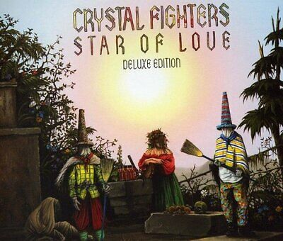 Crystal Fighters - Star Of Love - Crystal Fighters CD 1AVG The Cheap Fast Free • 6.46£