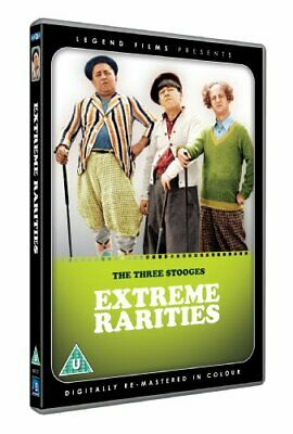 The Three Stooges - Extreme Rarities (Digitally Remastered In Col... - DVD  JMVG • 3.49£