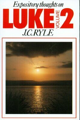 £12.99 • Buy Expository Thoughts-Luke V2 (Luke: Expository Though... By Ryle, J. C. Paperback